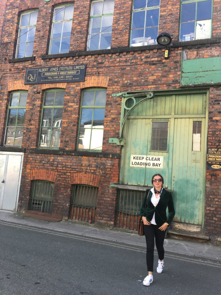 Manchester brick